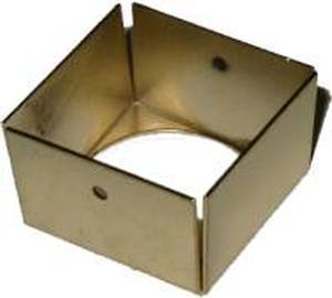 Brass hoosier leg cap architecturals net