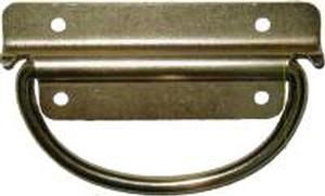 Stamped Steel Trunk Handle Architecturals Net