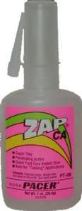 Zap/CA Adhesive 1 oz. - Super Thin