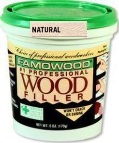 Natural Famowood Wood Filler Architecturals Net