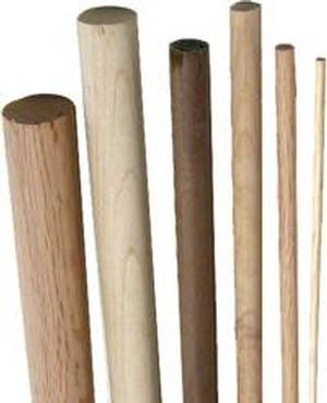 "Dowel Rod 9/16"" - Maple"