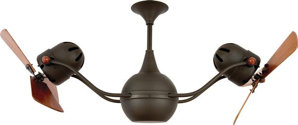 Vent bettina bronze ceiling fan wood blades architecturals vent bettina bronze ceiling fan wood blades mozeypictures Images